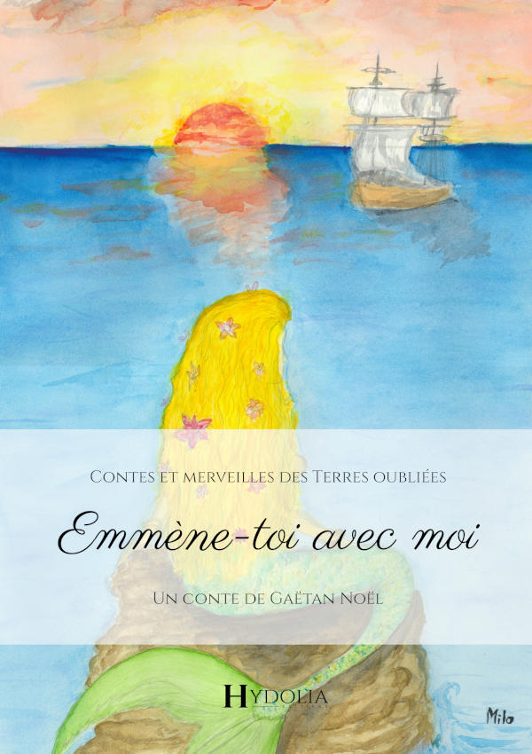 « Emmène-toi avec moi », un roman de Gaëtan Noël