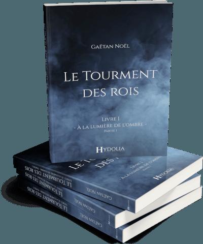 Le Tourment des rois, un roman fantasy de Gaëtan Noël